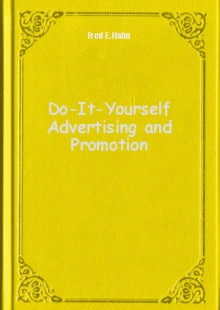 Обложка книги  - Do-It-Yourself Advertising and Promotion