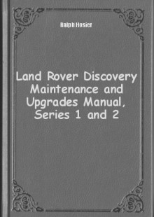 Обложка книги  - Land Rover Discovery Maintenance and Upgrades Manual, Series 1 and 2