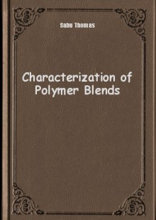Обложка книги  - Characterization of Polymer Blends