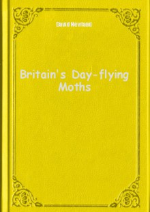 Обложка книги  - Britain's Day-flying Moths