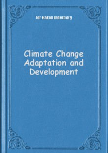 Обложка книги  - Climate Change Adaptation and Development