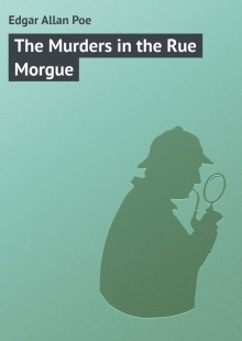 Обложка книги  - The Murders in the Rue Morgue
