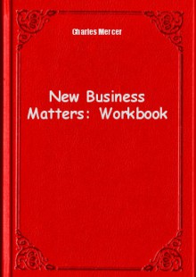 Обложка книги  - New Business Matters: Workbook