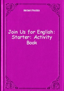 Обложка книги  - Join Us for English: Starter: Activity Book