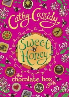 Обложка книги  - The Chocolate Box Girls: Sweet Honey