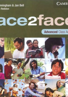 Обложка книги  - Face2Face: Advanced Class CDs (аудиокурс на 3 CD)