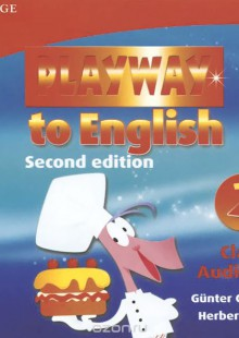 Обложка книги  - Playway to English: Level 2 (аудиокурс на 3 CD)