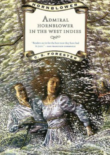 Обложка книги  - Admiral Hornblower in the West Indies
